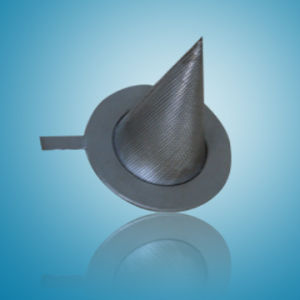Ss304/Ss316 Conical Strainers and Temporary Filters