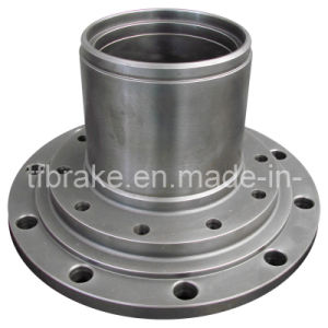 Customized Iron Casting Wheel Hub with ISO9001