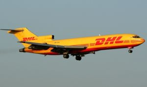 DHL Express to South America