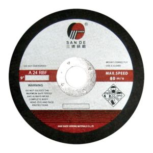 T41 Flat Cutting Disc for Steel (SD004)