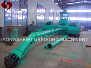 Sand Suction Ship with Dredging Depth 10m (JSD 200)