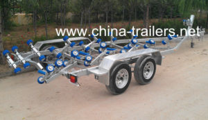Large Trailer for Fiberglass Boat pictures & photos