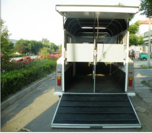 Horse Trailer (2 Horse Straight Load Trailer Deluxe)