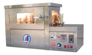 Rotating Pizza Oven PA-1 Work with Pizza Cone Machine pictures & photos