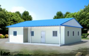 New Design Sample Prefabricated House pictures & photos