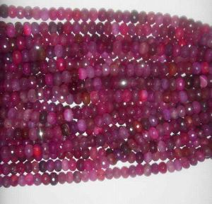 Semi Precious Stone Natural Crystal Agate Beaded Loose Strands pictures & photos