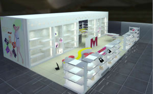 Woment Store Space, Ladies Shoes Store