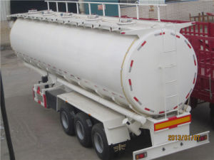 45000L Burkina Faso Fuel Tank Semi Trailer pictures & photos