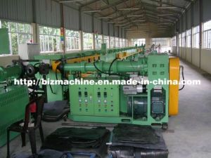 Rubber Microwave Vulcanizing Line (XJW-90X20D) pictures & photos