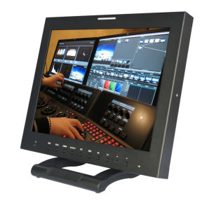 "15"" 4: 3 Broadcast HD 3G-SDI Montior pictures & photos"