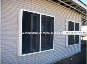 Anti-Cyclone Awning Window and Casement Window