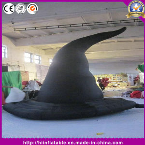 Giant Inflatable Witch Hat for Halloween Decoration