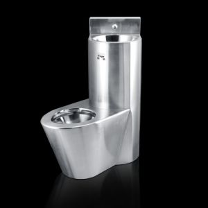 China Stainless Steel Prison Toilet