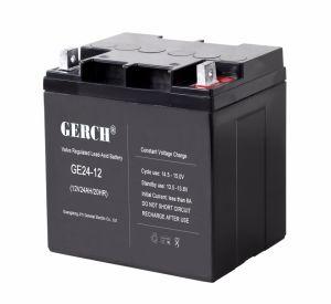 12v 24ah Vrla Telecom Ups Eps Emergency Light Battery
