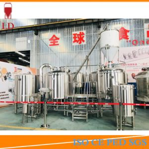 2000L Commercial Micro Craft Beer Brewing Brewery Making Machinery System Equipment
