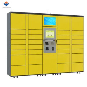 Courier Delivery Drop off Electronic Parcel Delivery Locker