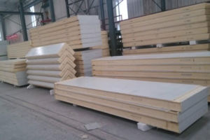 Industrial/Refrigeration Cold Room Insulated Sandwich Panels pictures & photos
