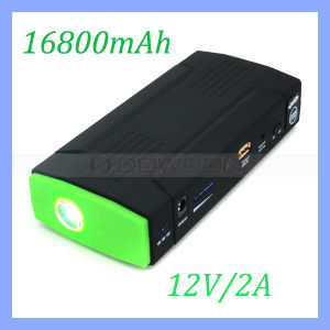 12V 16800mAh Multifunction Car Jump Starter pictures & photos
