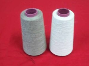 24nm/1 Short Fiber Semi-Bleach 100% Linen Yarn