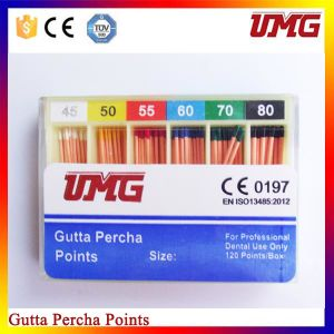 Disposable Dental Material Gutta Percha Points Price pictures & photos