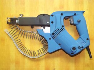 Auto Feed Collated Drywall Screw Gun