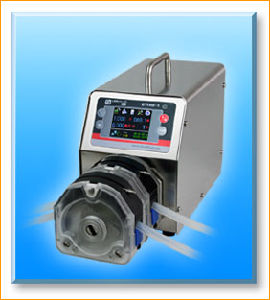 12 Channels Peristaltic Dosing Fluid Pump pictures & photos