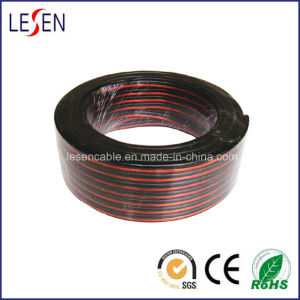 Red Black Speaker Wire with Oxygen-Free Copper or CCA Conductor pictures & photos