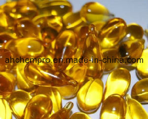 Refined Fish Oil Soft Gel Capsules pictures & photos
