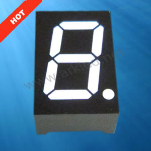 0.5 Inch Single Digit Numeric Display with 7 Segments