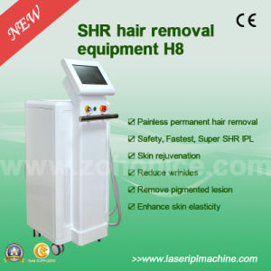 H8 Shr IPL Painless Hair Removal Laser Machine pictures & photos