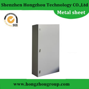 Waterproof Metal Distribution Box Wall Mounting Enclosures with Inner Door pictures & photos