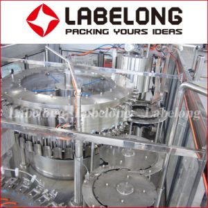 Low Price Automatic Carbonated Soft Drink Bottle Filling Machine Factory pictures & photos
