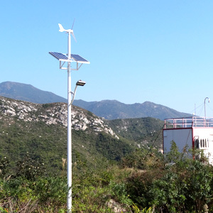 400W Small Wind Turbine