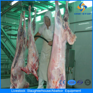 Sheep Slaughter Processing Line Goat Abattoir Equipment