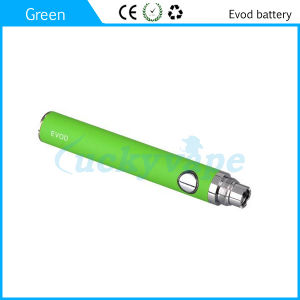 Colorful E Cigarette Evod Battery with Huge Vapor