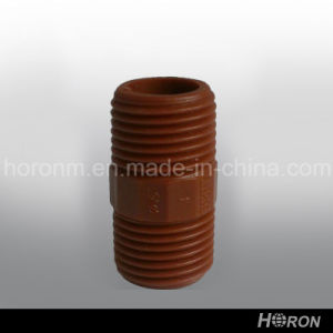 Pph Water Pipe Fitting-Male Thread Coupling-Union-Elbow-Tee-Tank Adaptor (1′′)