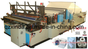Full Automatic Kitchen Towel Toilet Paper Making Machine pictures & photos