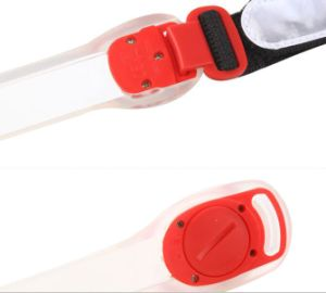 LED Warning Safety Flashing Arm Flexible Sport Flashing Leg Running Runner Light pictures & photos
