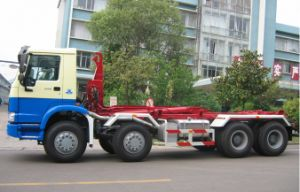 HOWO Hook Truck 8X4 (QDZ5310ZXXZH) pictures & photos