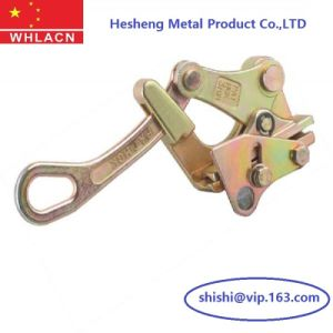 Casting Heavy Duty Wire Rope Puller Ratchet Tightener Wire Grip pictures & photos