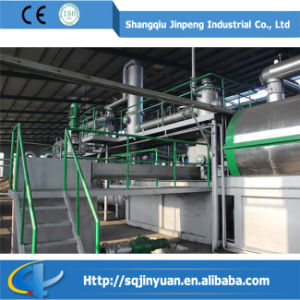 Advanced Technology Used Tyre/Rubber/Plastic Pyrolysis Plant with EU Standard (XY-8) pictures & photos