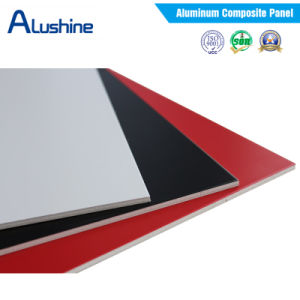 ACP Cladding with Good Quality But Cheap Price 4mm