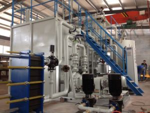 Water Treatment Plant for Grinding Machine (OPF)