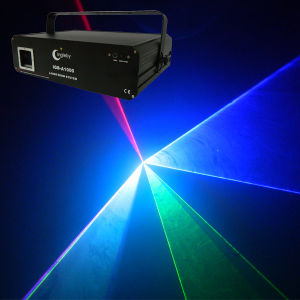 1W RGB Full Colors Animation DJ Light Party Light Laser Light (IGB-A1000RGB)
