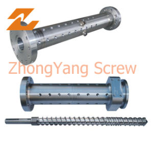 Rubber Screw Barrel Rubber Extrusion Screws pictures & photos
