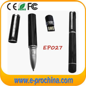 Ball Point Pen Flash Drive Pen Drive USB Drive pictures & photos