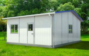 Fast Assembling Affordable Prefabricated House pictures & photos