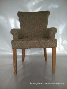 Upholstered Wooden Dining Chair