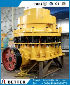 Standard Head Symons Rock Stone Cone Crusher with High Quality
