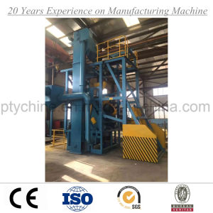 Rubber Tracked Shot Blasting Machine From China Factory